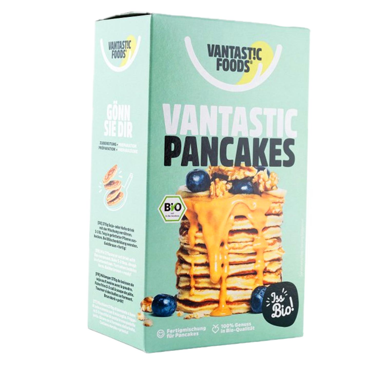 Pancakes Frühstücksbox