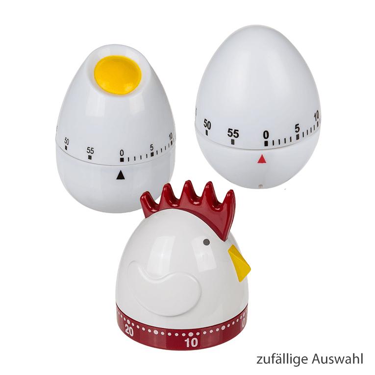 Kurzzeitwecker, Egg & Chicken