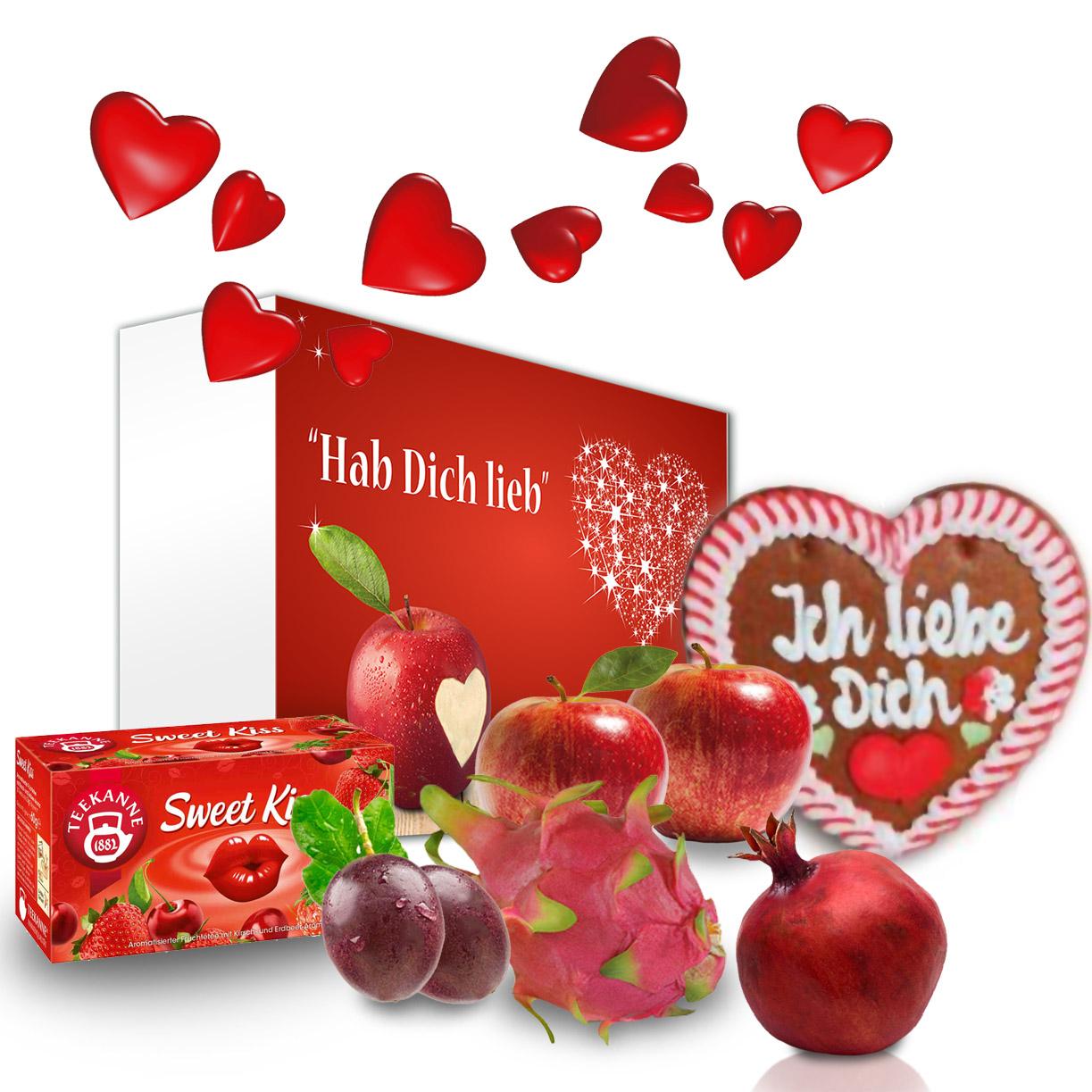 Die Rote Liebe Box