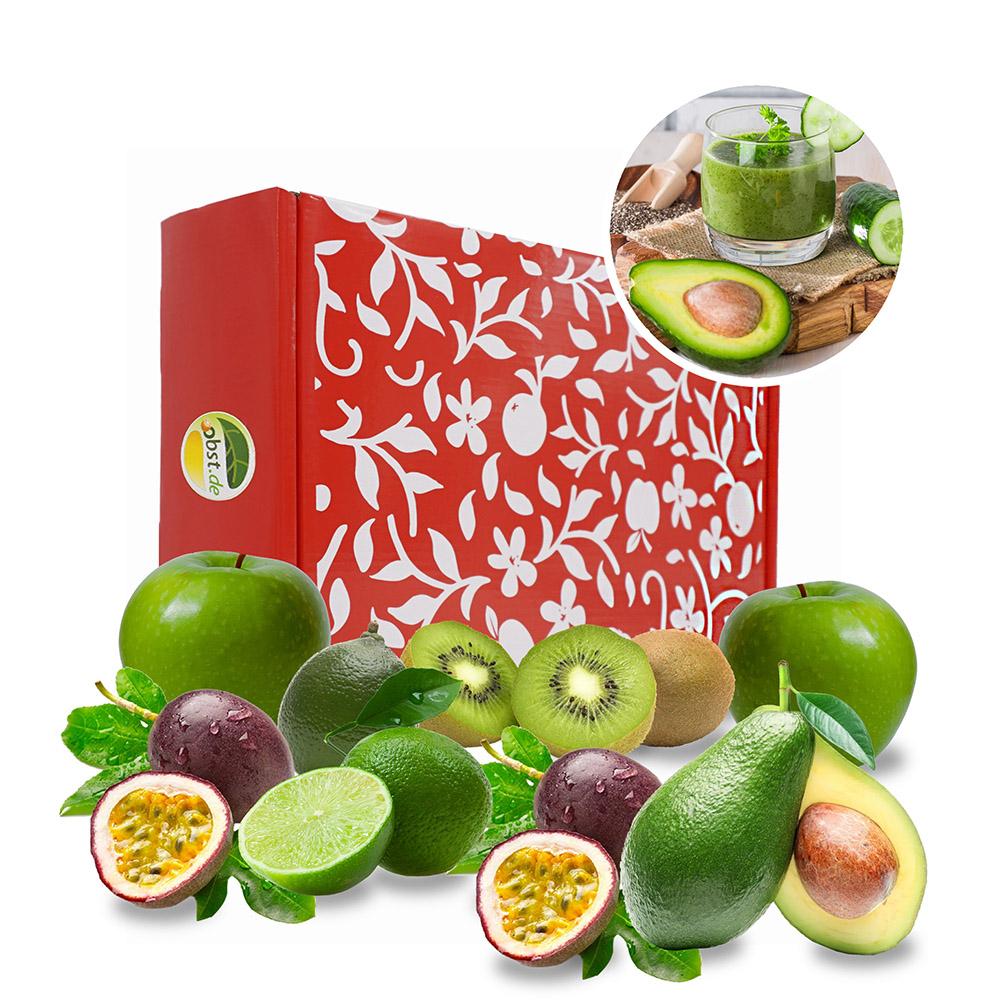 Grüne Smoothie Box