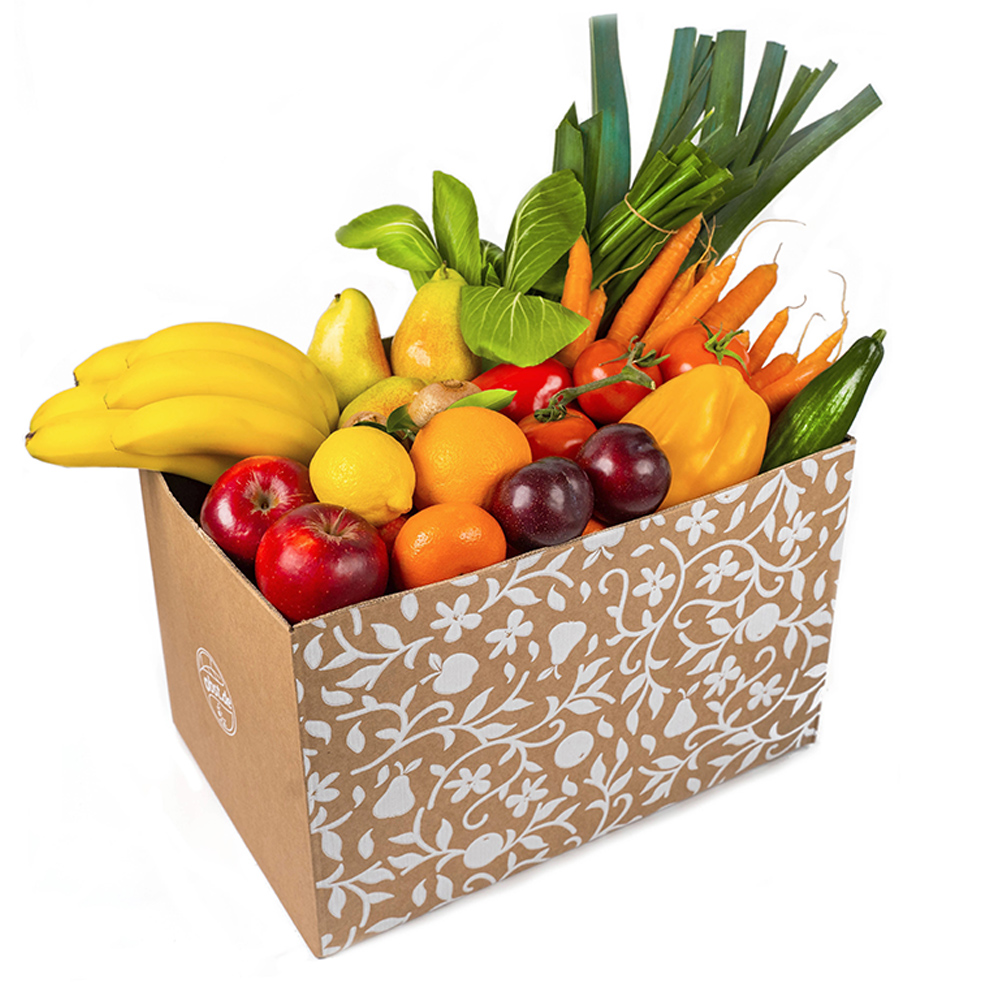 BauernGlück Obst-Gemüse-Box