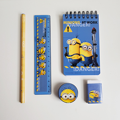 Minions-Obstbox
